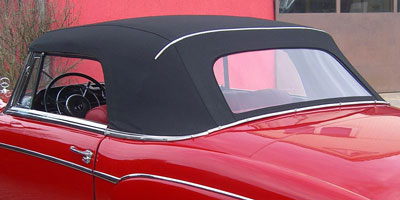 Vorschaubild Startseite: Cabrioverdecke
