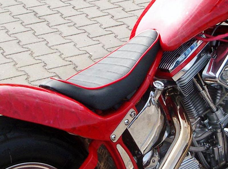 Motorradsitzbänke · SLIWA – Autosattlerei und Fahrzeugausstatter